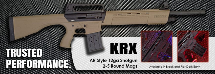 KRX featured gun